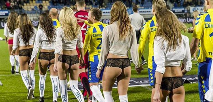 Что одеть на футбольный матч